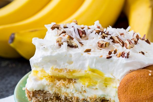 Banana Cream Cheese
