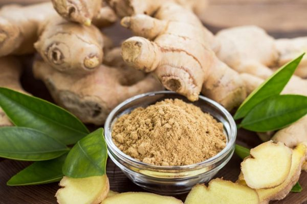 Benefits of Ginger.
